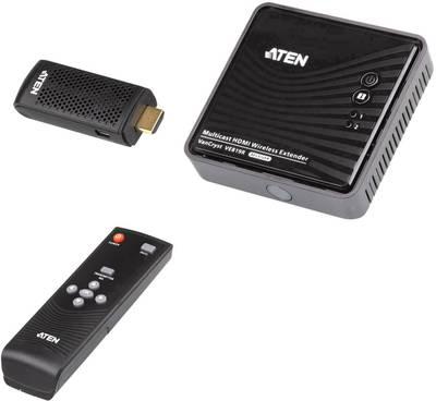 ATEN VE819-AT-G HDMI naprava za brezžični prenos (komplet) 10 m  1920 x 1080 piksel