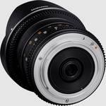 Samyang MF 8mm F3.8 Fisheye II Video APS-C Canon EF