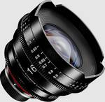 XEEN Cinema 16 mm T2.6 Nikon F polni format