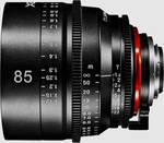 XEEN Cinema 85mm T1.5 Nikon F, polni posnetek