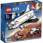 60226 LEGO® CITY Mars raziskovalni shuttle