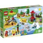 10907 LEGO® DUPLO® Živali sveta