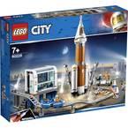 60228 LEGO® CITY Vesoljska raketa z nadzornim središčem