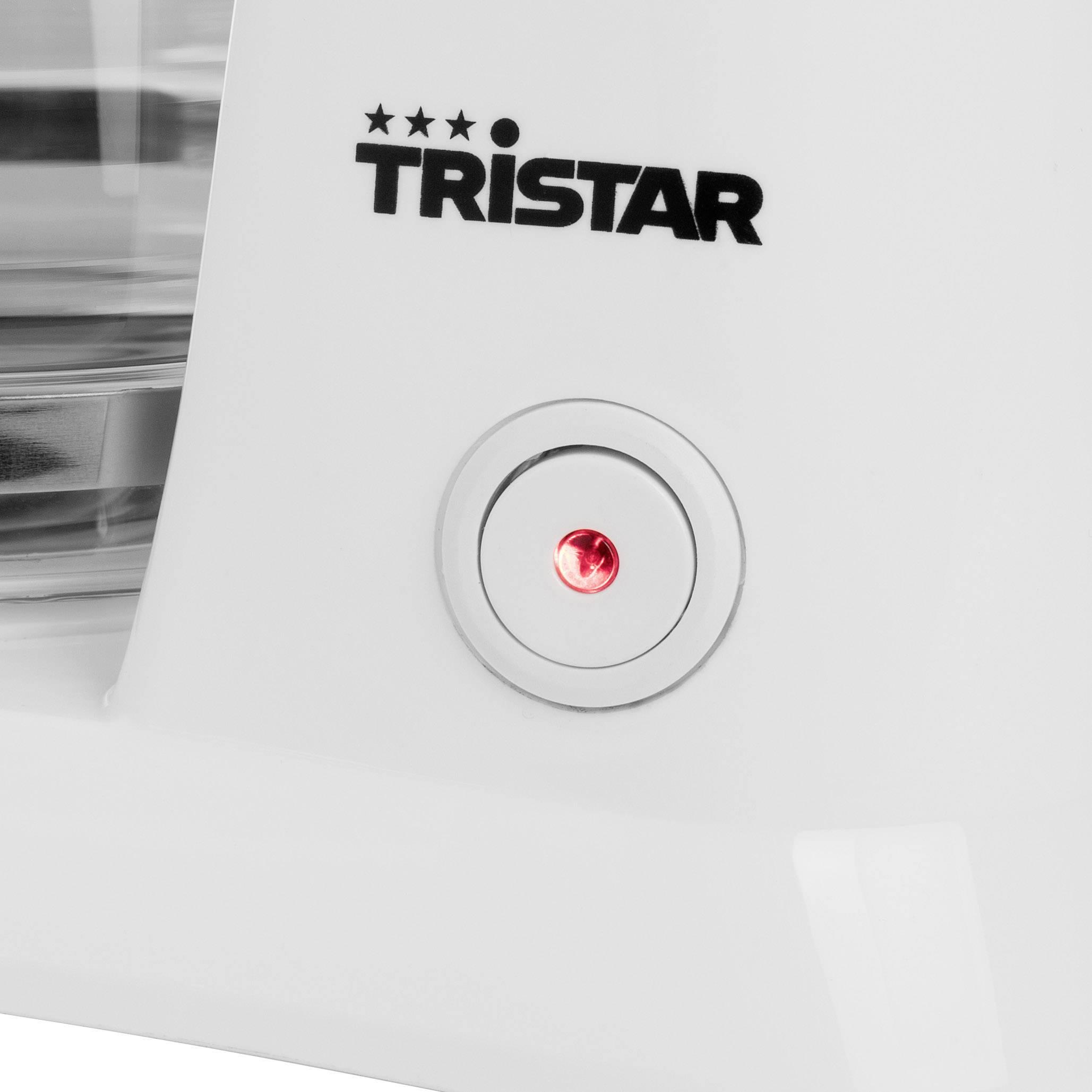 Tristar CM-1252 kavni aparat bela  Kapaciteta skodelice=10
