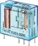 Finder 40.62.7.110.0000 rele za tiskano vezje 110 V/DC 10 A 2 menjalo 1 kos