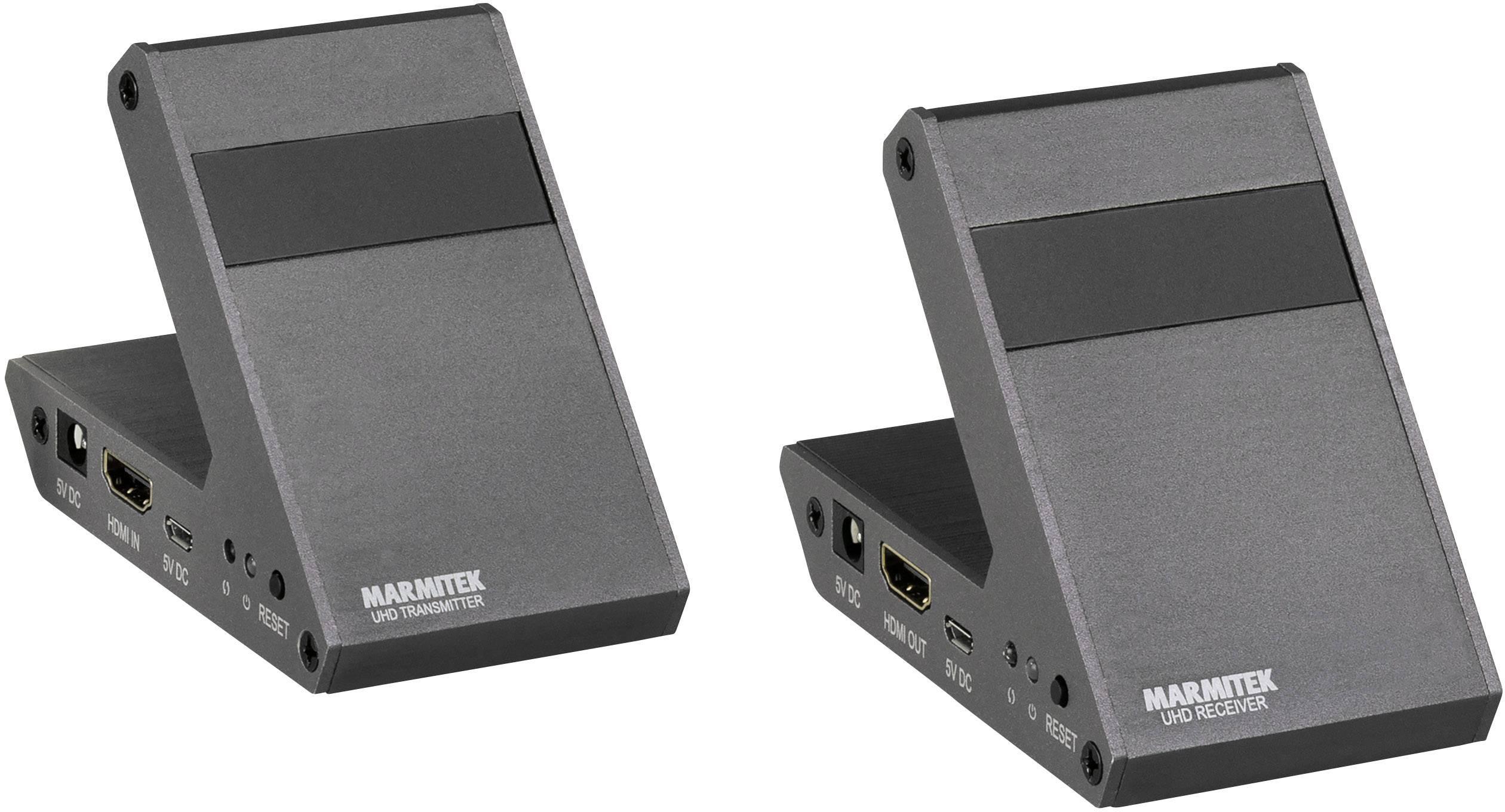 Marmitek GigaView 911 UHD HDMI naprava za brezžični prenos (komplet) 10 m 5.4 GHz 3840 x 2160 piksel