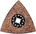 Trikotna brusilna plošča Metabo 78 mm