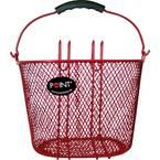 Point 5107600 košara za kolo rdeča