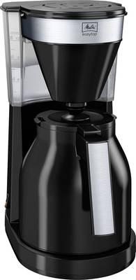 Melitta 1023-08 kavni aparat črna, legirano jeklo  Kapaciteta skodelice=8 izoliran vrč