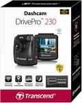Transcend DrivePro 230Q avtomobilska kamera z gps-sistemom