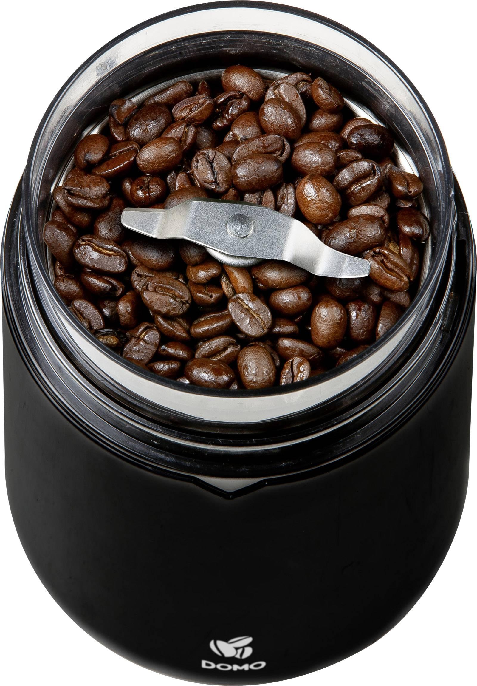 DOMO DO712K DO712K mlinček za kavo črna
