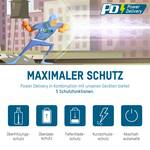 Ansmann 10Ah PD powerbank (rezervni akumulatorji) lipo 10000 mAh 1700-0115