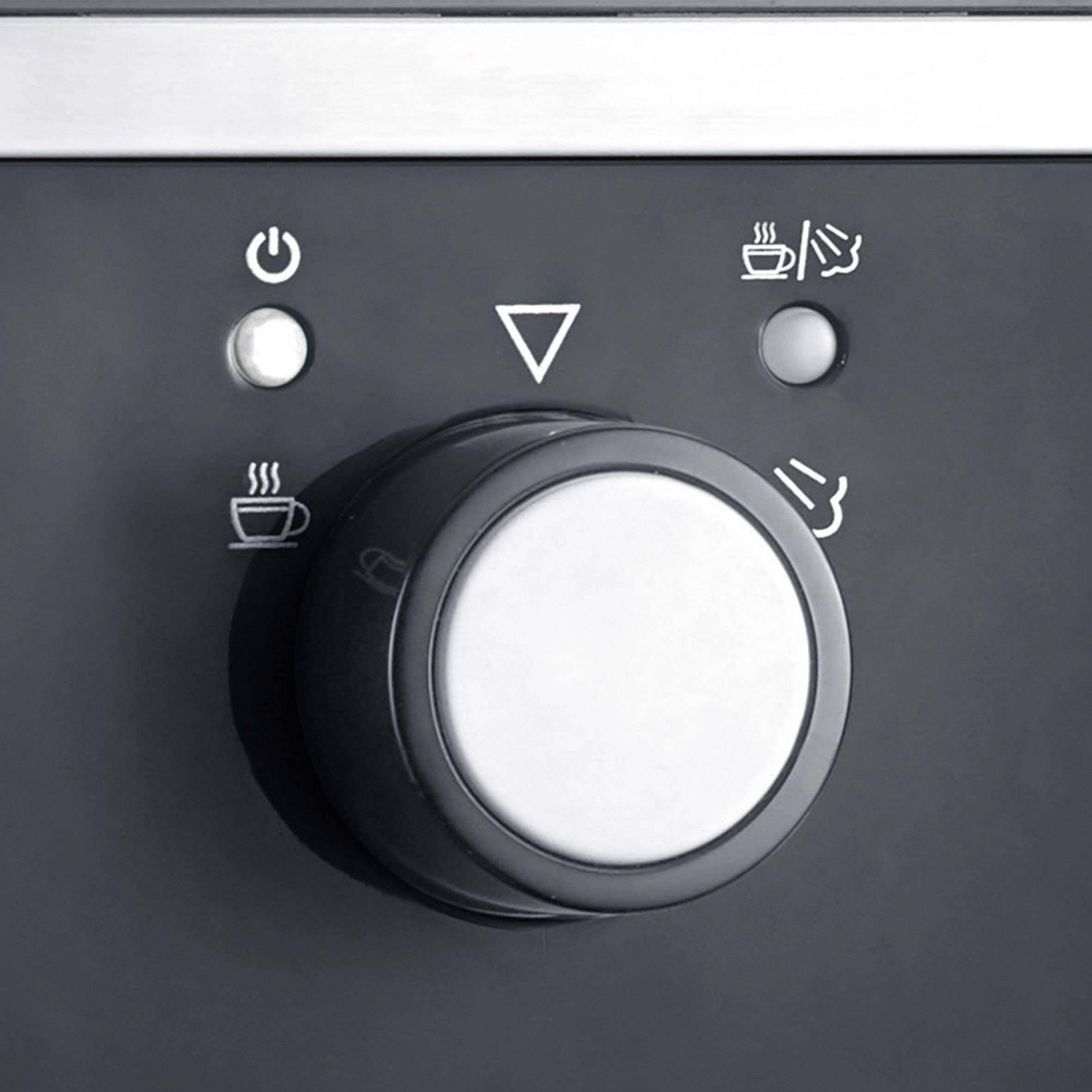 Graef Salita avtomat za espresso z držalom za filter črna 1400 W