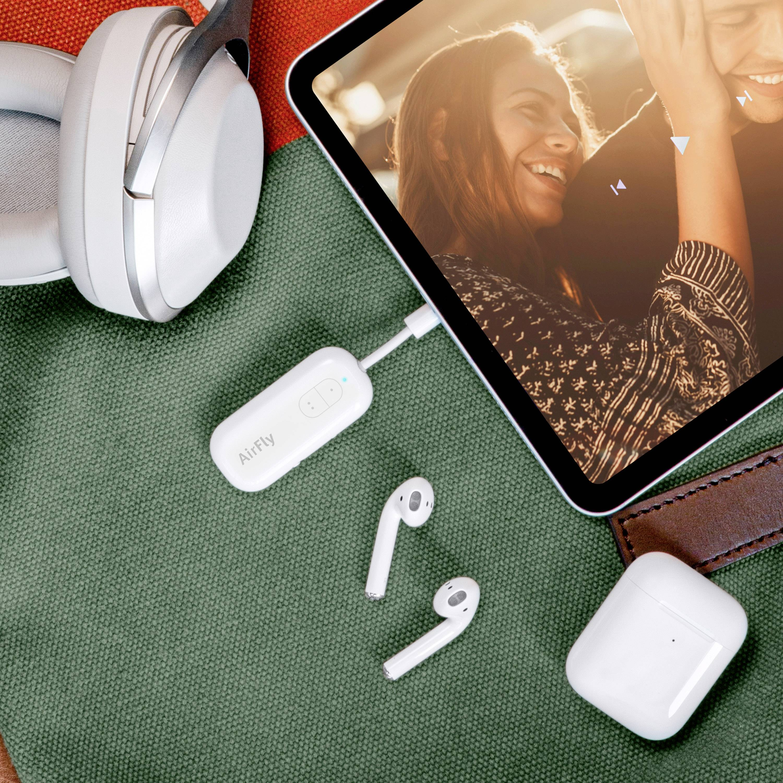 Twelve South AirFly USB-C Bluetooth® oddajnik glasbe   za slušalke