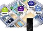 OMNITRONIC CIA-40WIFI WLAN Multiroom Streaming ojačevalni sistem