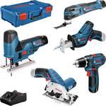 Bosch Professional 12V 5 KIT + GBA + GAL + XL-Boxx