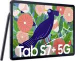 Samsung T976B Galaxy Tab S7 + 256 GB 5G (Mystic Black)