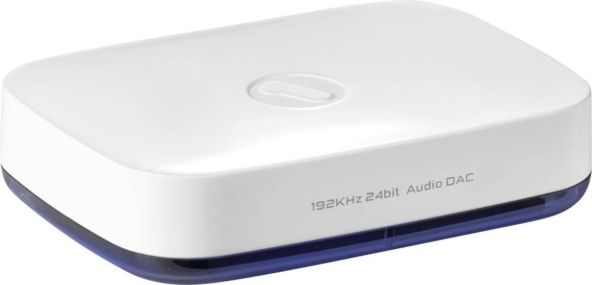 One For All SV 1820 Bluetooth® oddajnik glasbe Bluetooth: 3.0 10 m aptx-tehnologija