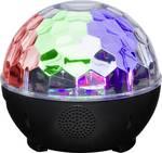 Zvočnik Bluetooth® s premično disko lučko za svetlobo na stropu