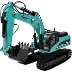 Amewi 22501 G704E petrol 1:14 elektro RC funkcijski model RtR