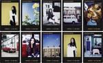 Fujifilm instax mini Contact Sheet trenutni film