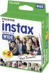 1x2 Fujifilm Instax Film sijajni WIDE