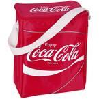 Ezetil Coca Cola Classic 14 hladilna torba za zabave  pasivni  rdeča 14.9 l