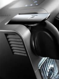 Nespresso kavni aparat na kapsule DeLonghi Latissima Pro EN 750.MB srebrno črne barve, posoda za mleko
