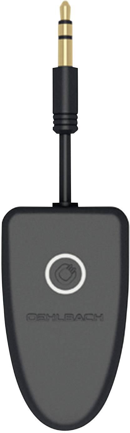 Oehlbach BTX 1000 Bluetooth® sprejemnik glasbe Bluetooth: 4.0, A2DP 10 m aptx-tehnologija