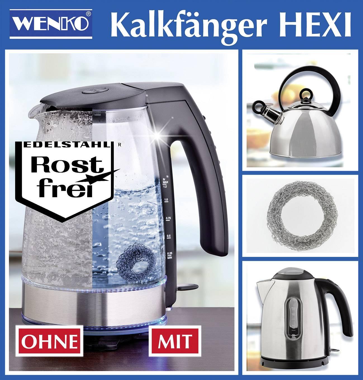Odstranjevalec vodnega kamna Wenko Hexi 390704500 1 kos