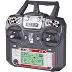 Reely HT-6 ročno daljinsko krmiljenje 2.4 GHz število kanalov: 6
