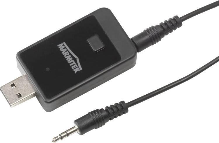 Marmitek BoomBoom 50 Bluetooth® oddajnik glasbe Bluetooth: 3.0 +EDR 30 m