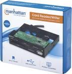 Manhattan 3,5-palčni večnamenski čitalnik kartic USB 3.0