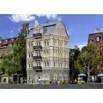Vollmer 43815 H0 hišica v parku, Schlossallee 5