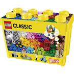 10698 LEGO® CLASSIC Velika škatla za gradbene bloke