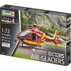 Revell 04986 Airbus EC-135 Air-Glaciers helikopter, komplet za sestavljanje 1:72