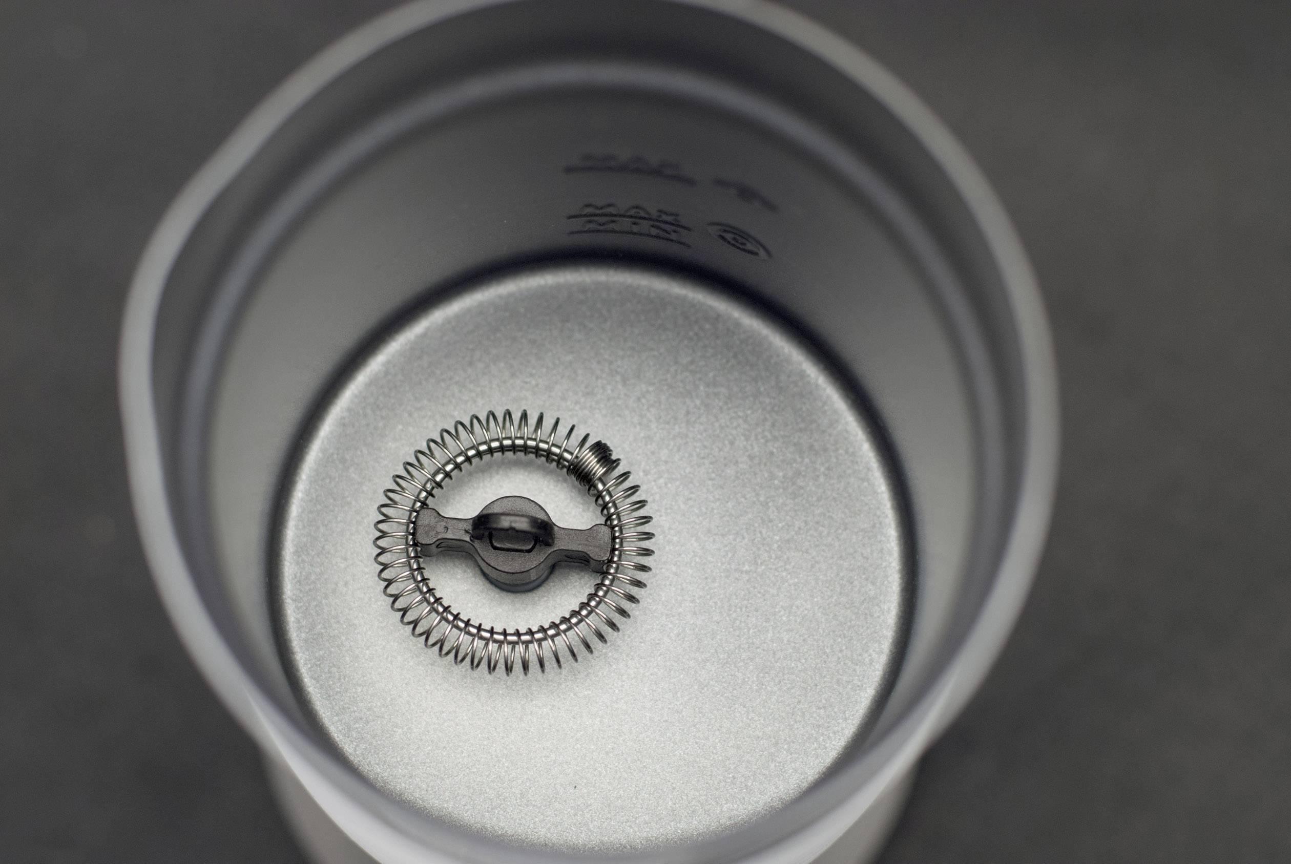 CASO Fomini Crema 1656 naprava za penjenje mleka črna 435 W