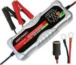 Popolnoma avtomatski 6-stopenjski polnilnik baterij z izbirnim polnilnim tokom in stalnim izhodom napetosti