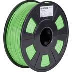 Filament Renkforce PLA 1.75 mm zelene barve 1 kg