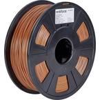 Filament Renkforce PLA 1.75 mm rjave barve 1 kg