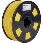Filament Renkforce ABS 1.75 mm rumene barve 1 kg