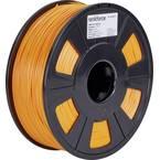 Filament Renkforce ABS 1.75 mm oranžne barve 1 kg