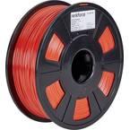 Filament Renkforce PETG 1.75 mm rdeče barve 1 kg