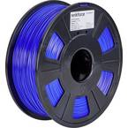 Filament Renkforce PETG 1.75 mm modre barve 1 kg