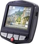 Caliber Audio Technology DVR210 avtomobilska kamera z gps-sistemom Razgledni kot - horizontalni=140 ° akumulator, zaslon, mikrofon