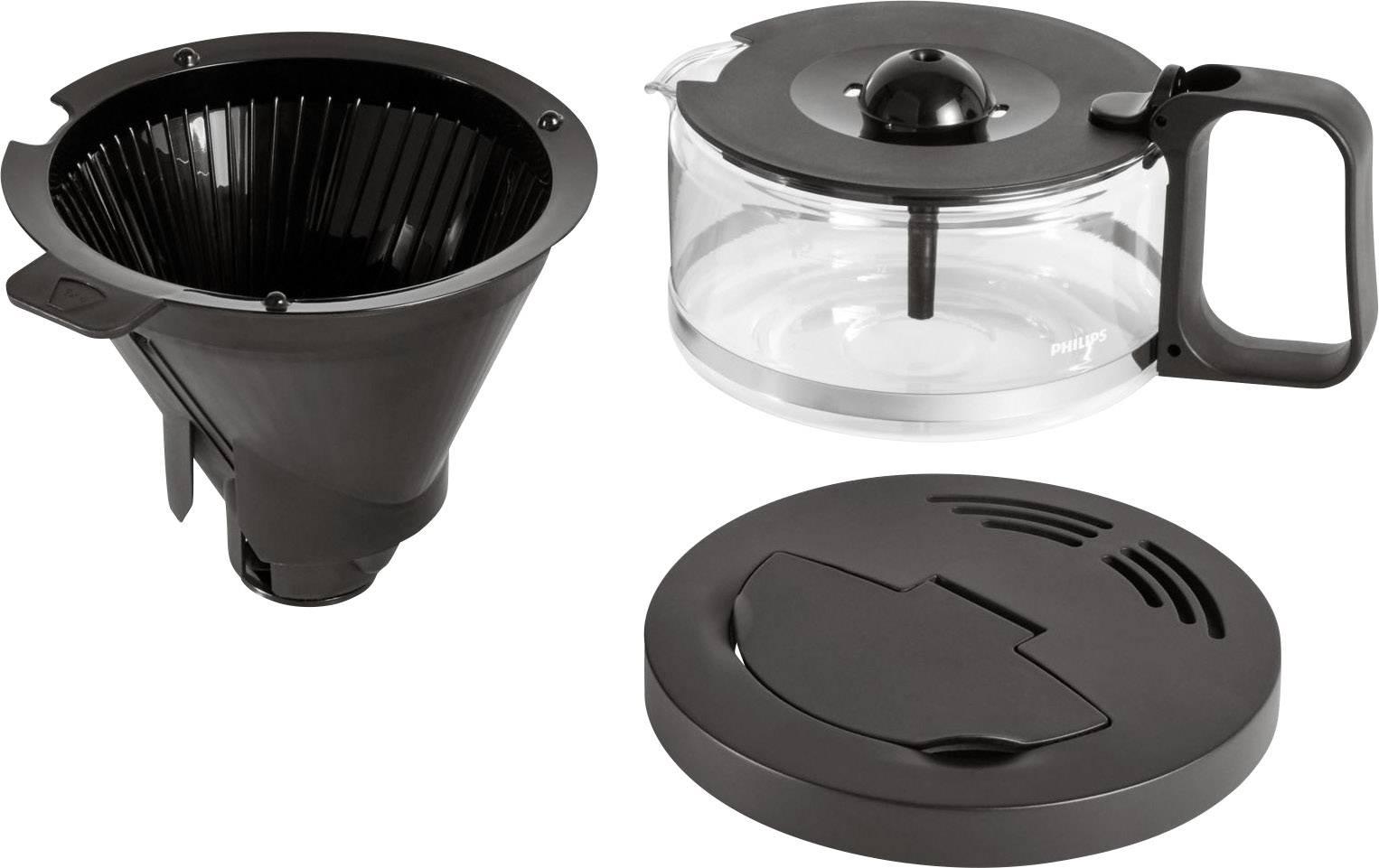 Philips  kavni aparat črna  Kapaciteta skodelice=12