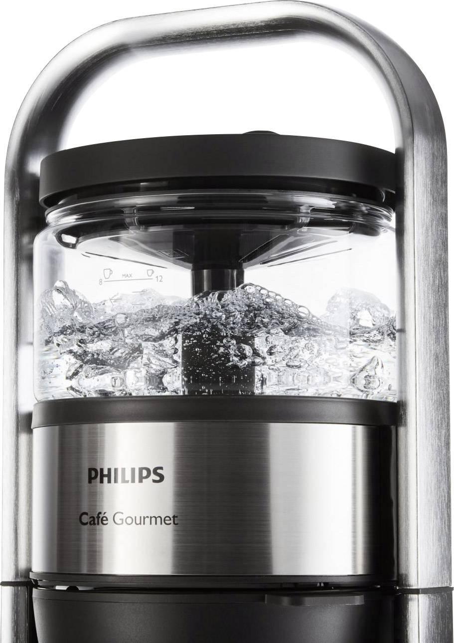 Philips  kavni aparat legirano jeklo  Kapaciteta skodelice=12