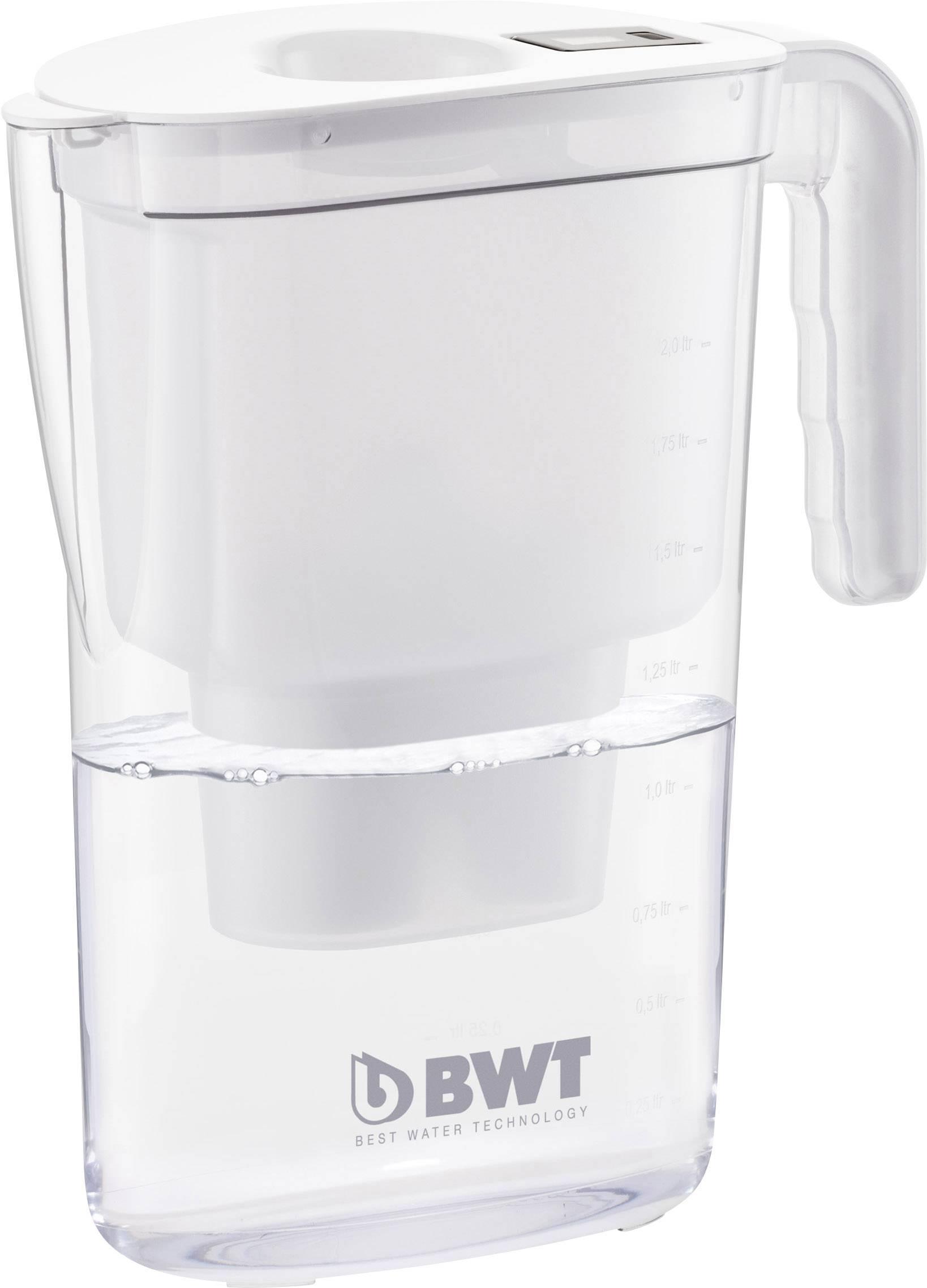 BWT VIDA 0815480 filter za vodo 2.6 l bela