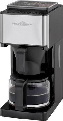 Profi Cook PC-KA 1138 kavni aparat črna, legirano jeklo  Kapaciteta skodelice=10 z mlinčkom