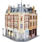 Kibri 38295 h0 Mestna hiša s starterjem za postavitev figure in domače razsvetljave